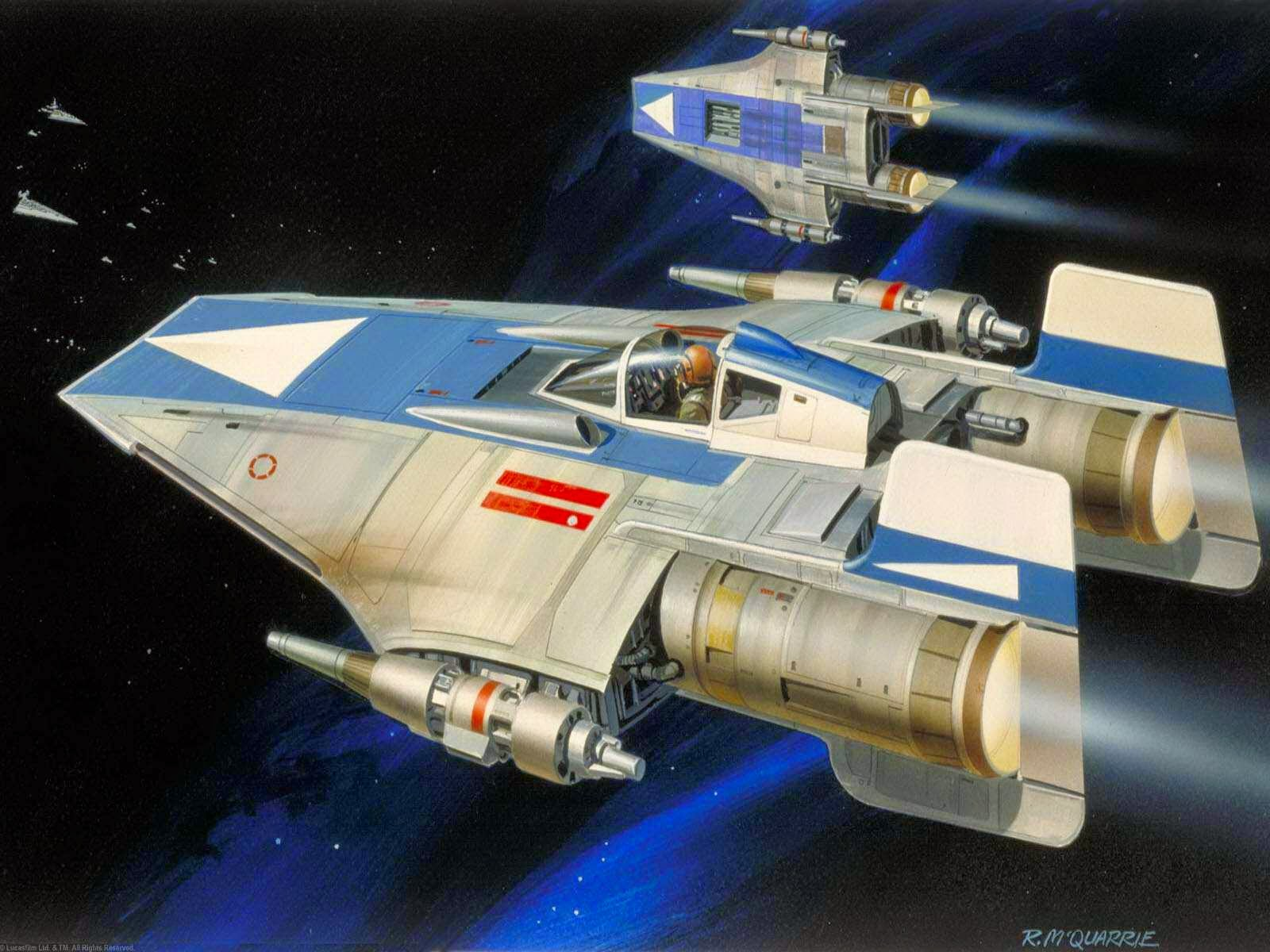 X-Wing Session Report: A look at Rebel Aces