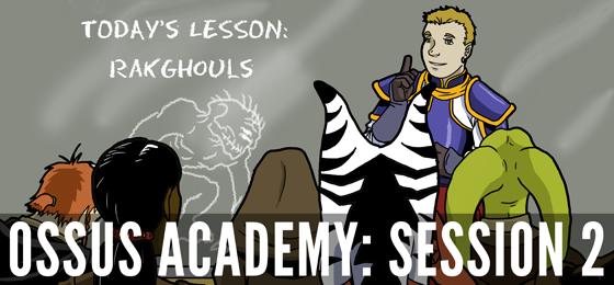 Jodo Cast Flashback! Ossus Academy 2