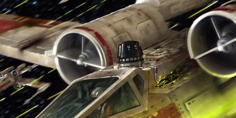 X-Wing: Meet the Droids
