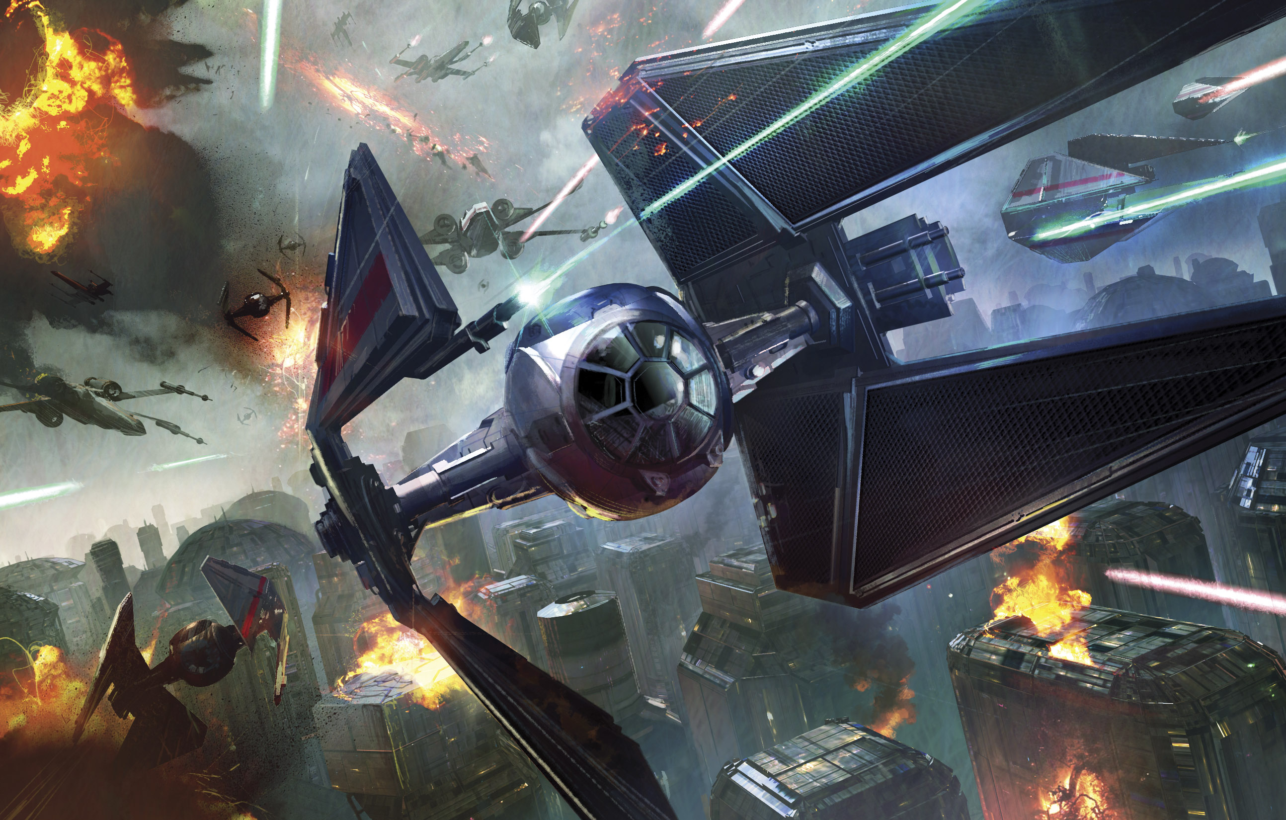 X-Wing: Exclusive Interview with Designer Alex Davy