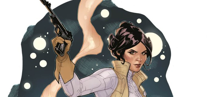Weekly Comics: Princess Leia #1