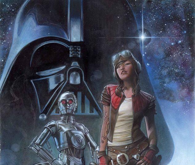 Weekly Comics: Darth Vader #3