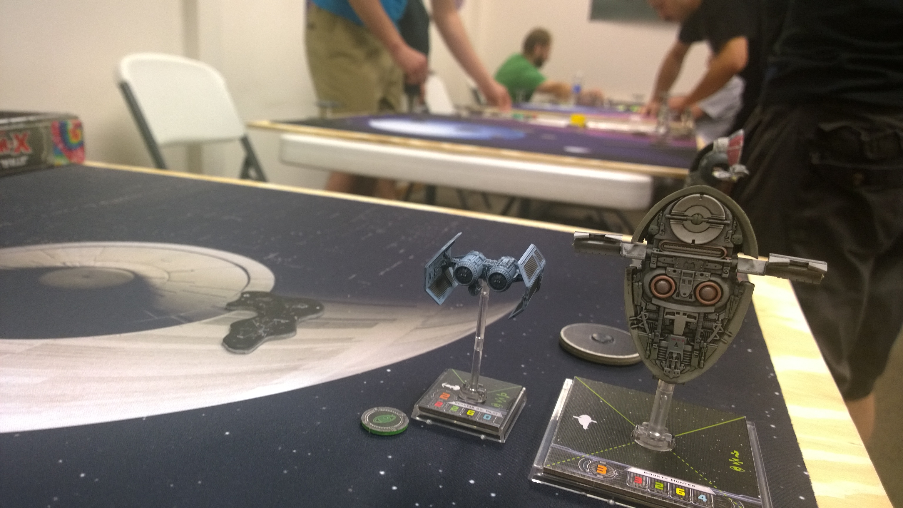 X-Wing Regionals 2015 (or Joe played like crap.)