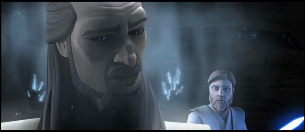 A theory on force ghosts they can t appear just anywhere - Lego star wars anakin ghost ...