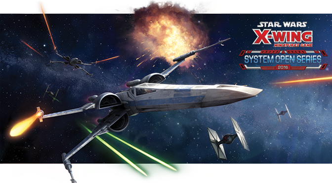 X-Wing System Open Series