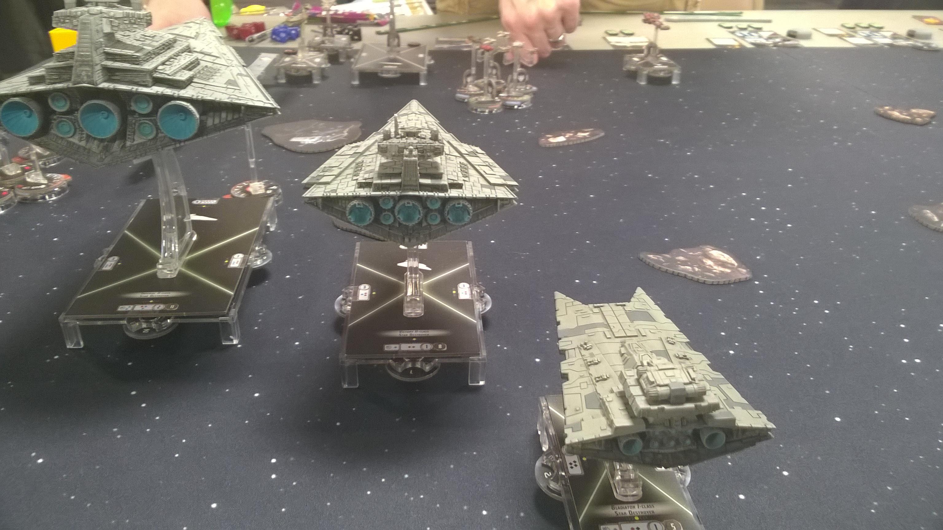 Armada Store Championship Report