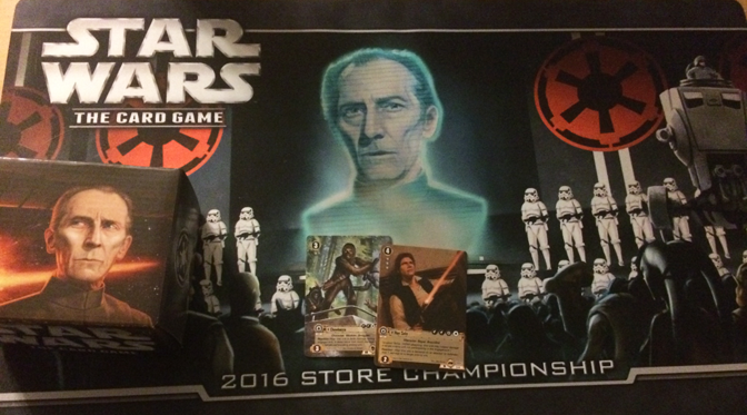 Game Preserve – Greenwood LCG Store Championship Report