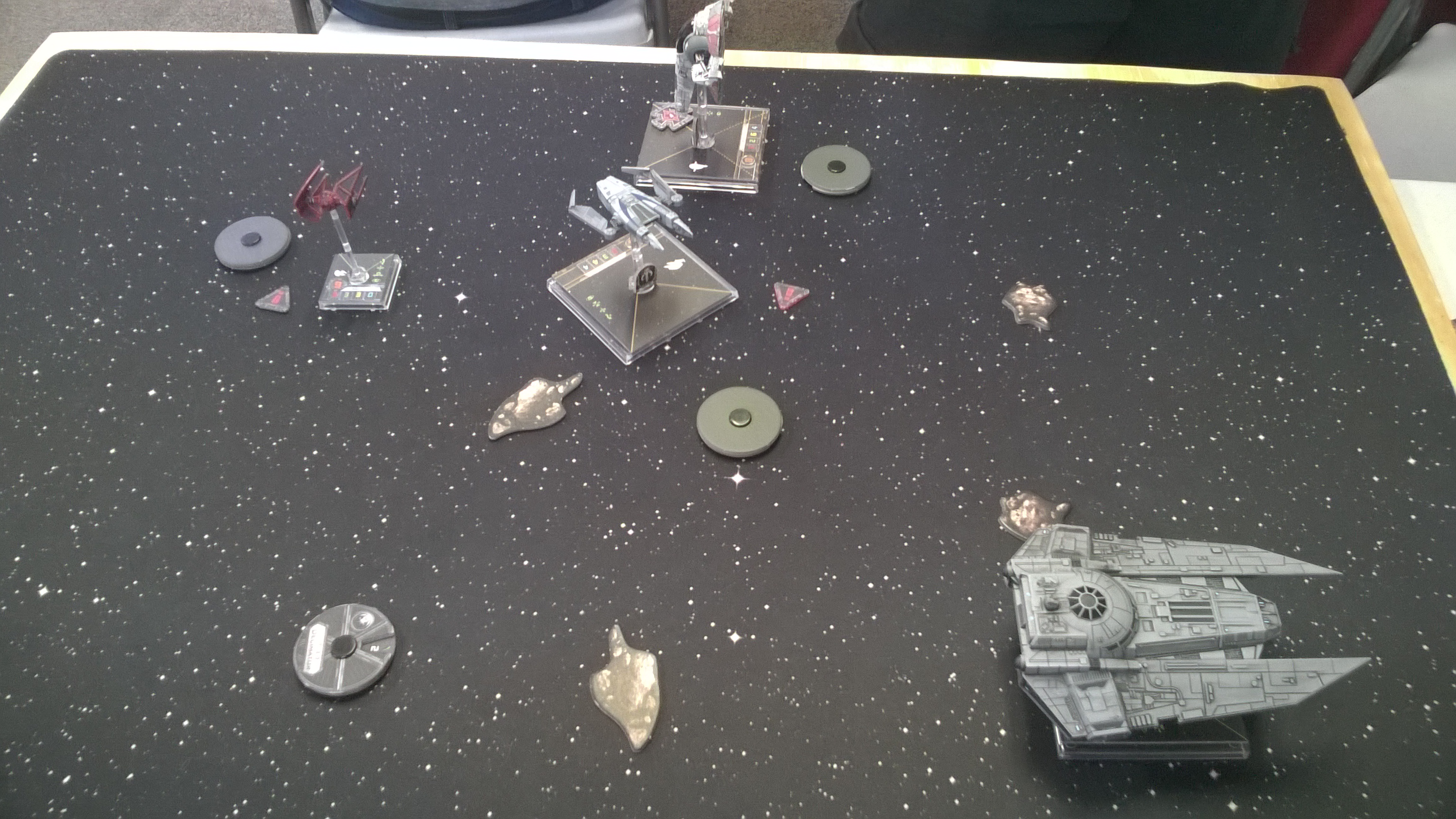 Paradox CNC X-Wing Store Championship Report