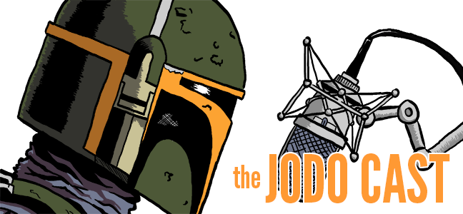 Jodo Cast Episode 51: Revenge of the X-Wing Nerf-bat
