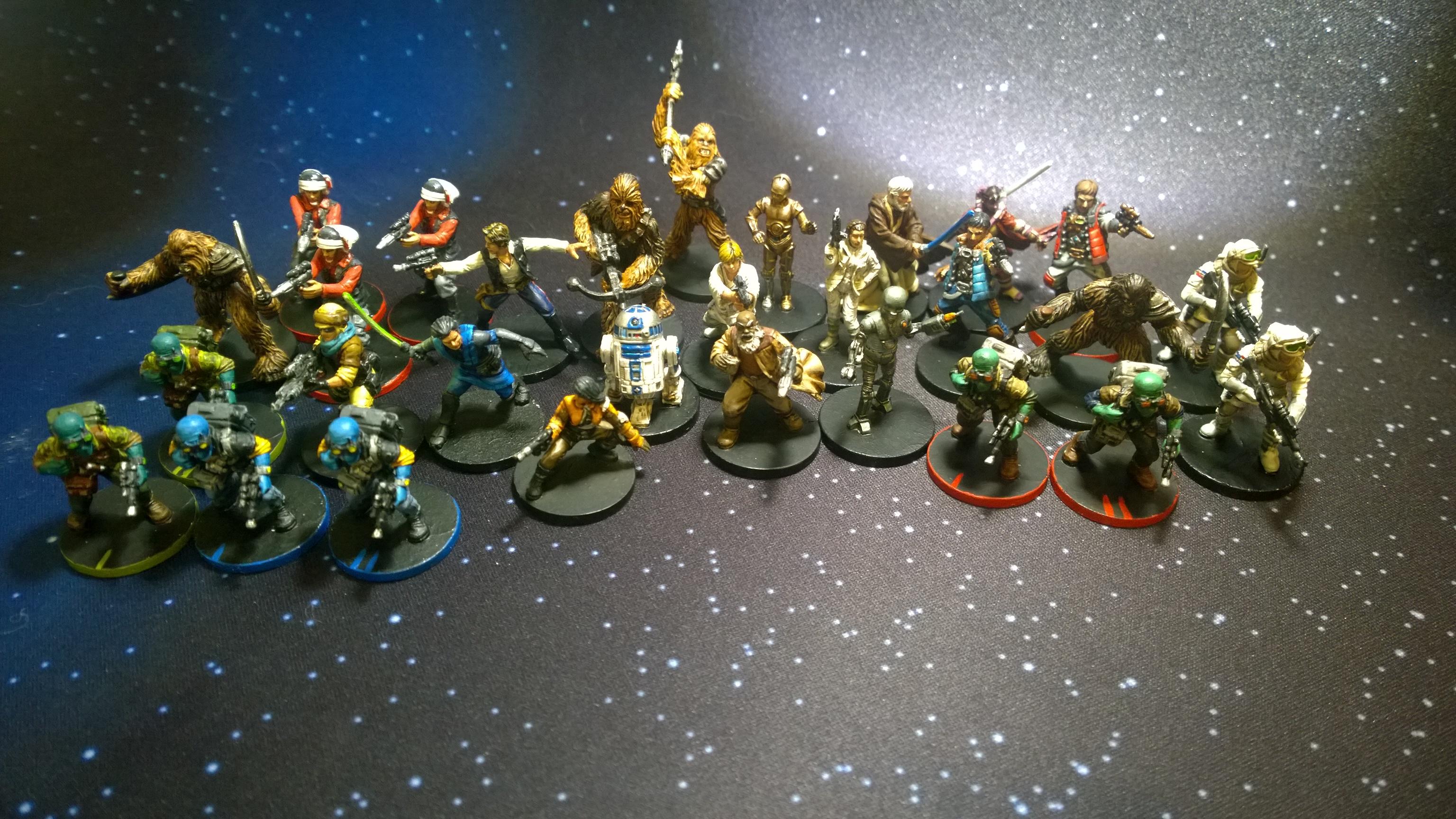 Joe's Imperial Assault Painting: Part 3