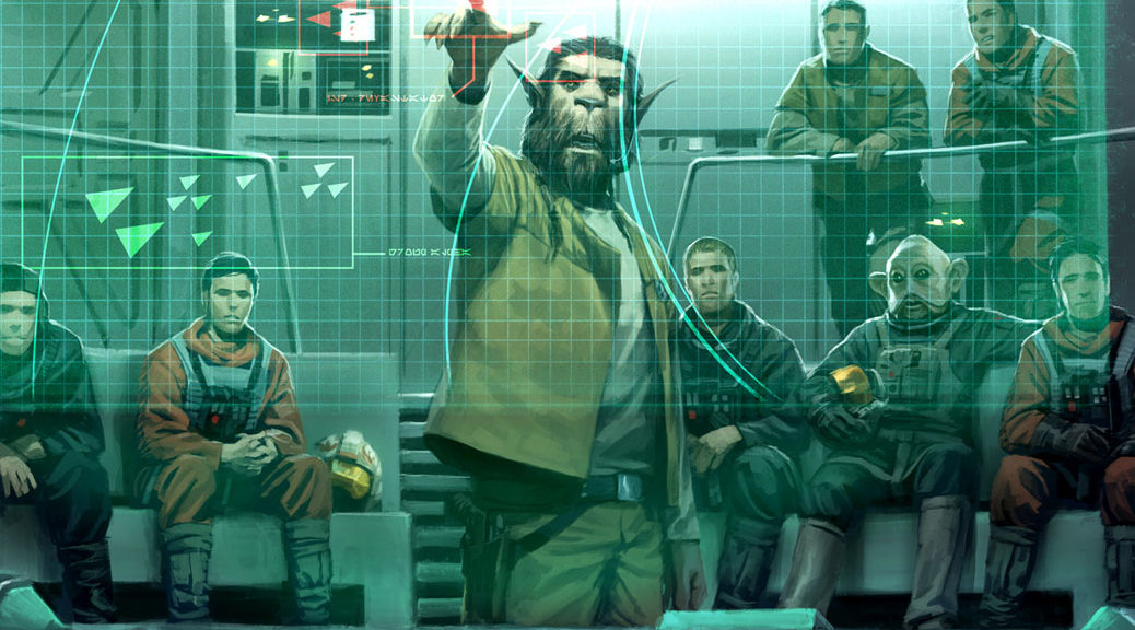 Taxonomy of Victory: Classifying Units in Imperial Assault Skirmish Part 1